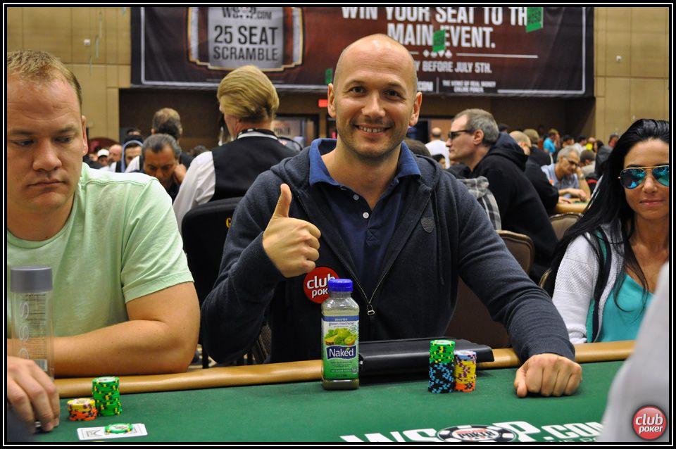 Fab au ME Day1 (Pic Club Poker)